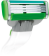 Gillette MACH3 Sensitive Power 5er Klingen - Seitenansicht