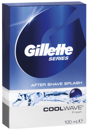 Gillette Series After Shave Cool Wave 6er Pack