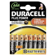 10 x 8 Stück Duracell Batterien Plus Power-AAA(MN2400/LR03) BPH8
