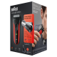 Braun Series 3 ProSkin - 3050cc System rot - Verpackung rechts