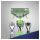 Gillette MACH3 Sensitive Systemklingen 5er - <Titel>