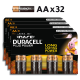 Duracell Batterien Plus Power-AA(MN1500/LR6) K32