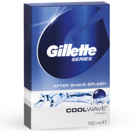 Gillette Series After Shave Cool Wave