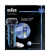 Braun Waterflex Elektrorasierer – WF2s Limited Edition mit Gillette Sensitiv Gel