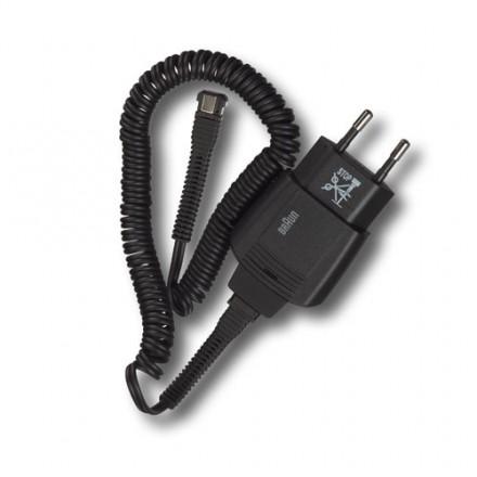 braun steckernetzteil mit kabel f r elektrorasierer the perfect shave. Black Bedroom Furniture Sets. Home Design Ideas