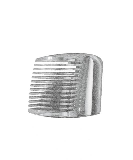 trimmen stylen Braun PrecisionTrimmer PT5010 in silber mit 2 Trimmaufsätzen